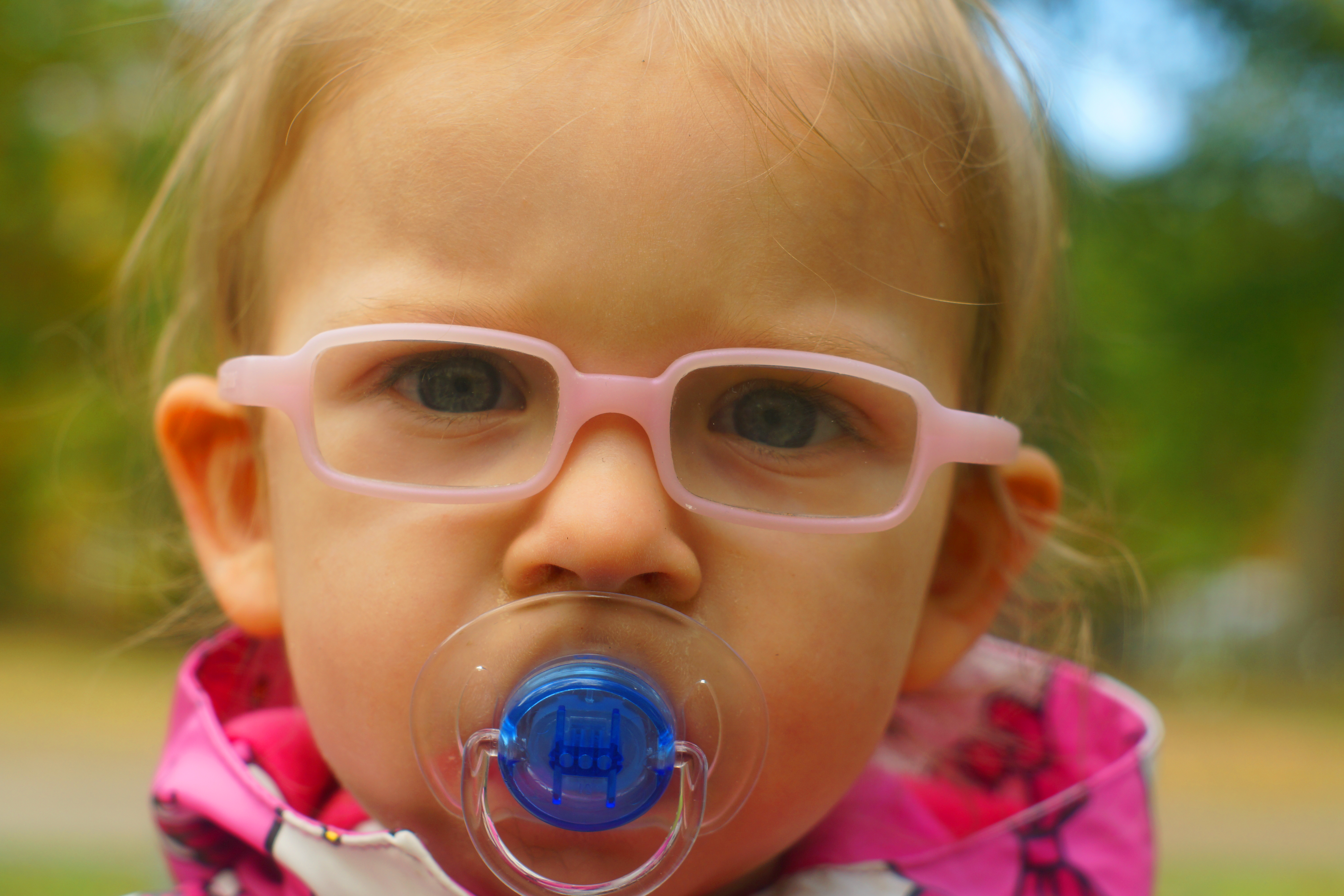 6a58789dfb Seven tips for little kids in glasses - Finding My Blog