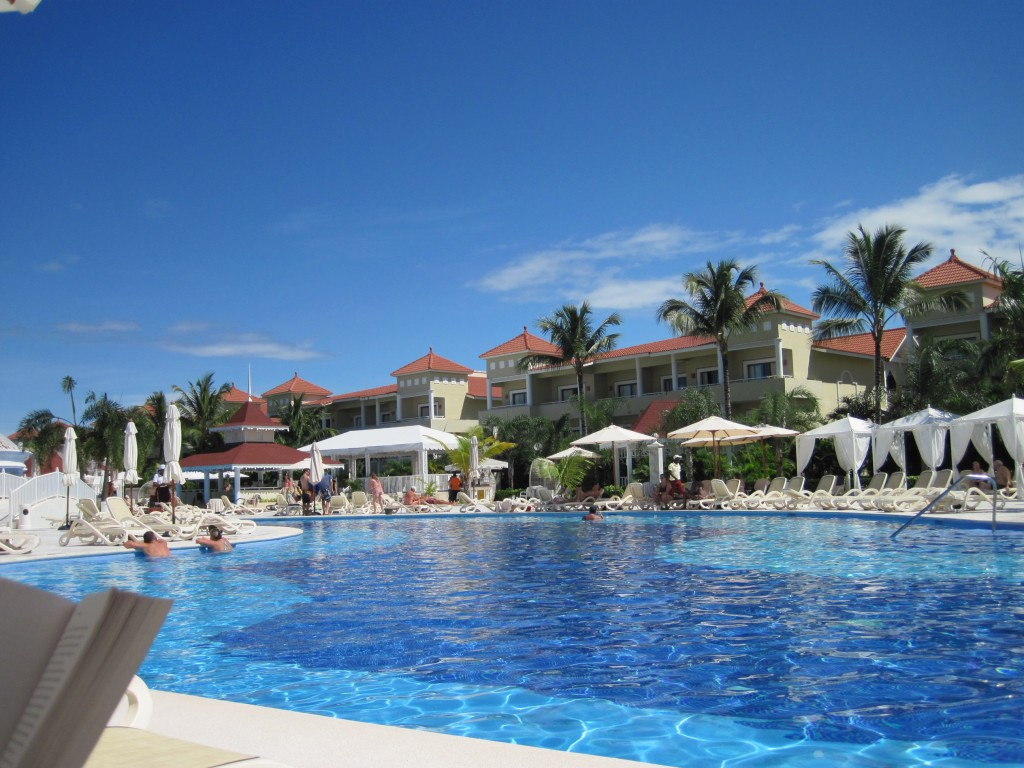We spent most of our time at the pool, either near our room or the other adults-only pool in the Don Pablo Collection.